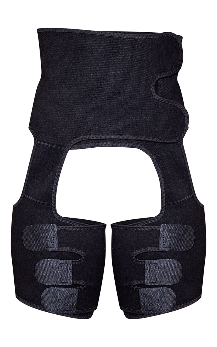 Black Waist & Thigh Trainer 2