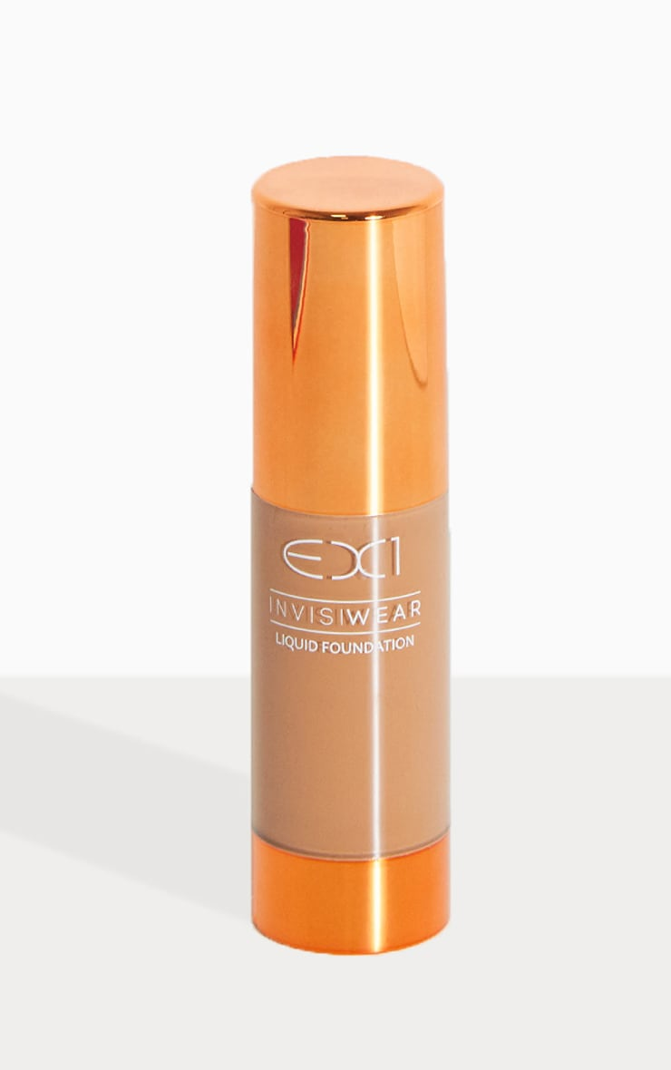 EX1 Cosmetics Invisiwear Liquid Foundation 14.0 1