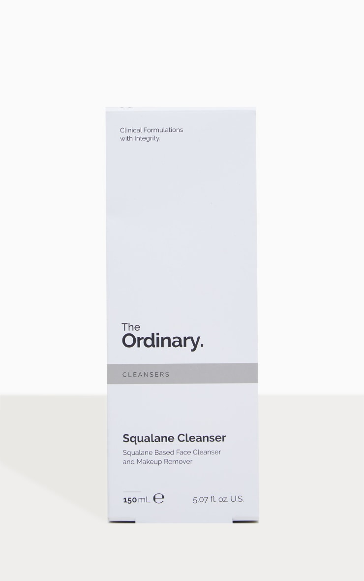 The Ordinary Supersize Squalane Cleanser 150ml 3