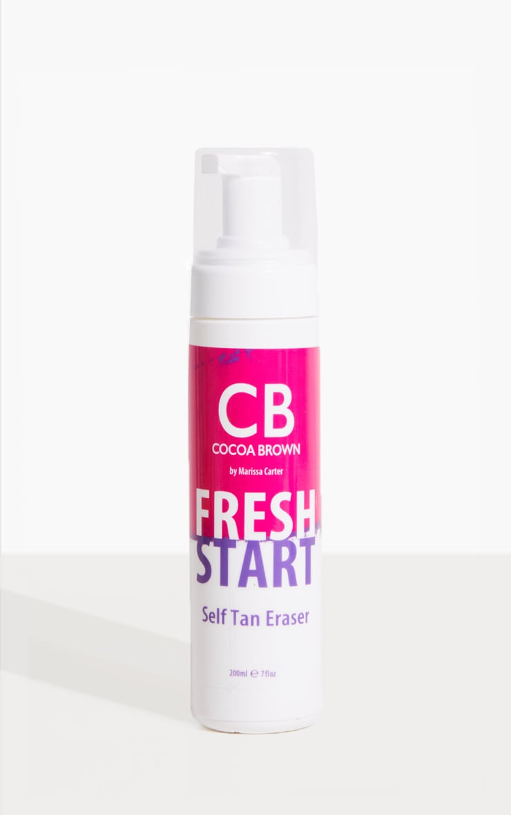 Cocoa Brown Fresh Start Tan Eraser 1