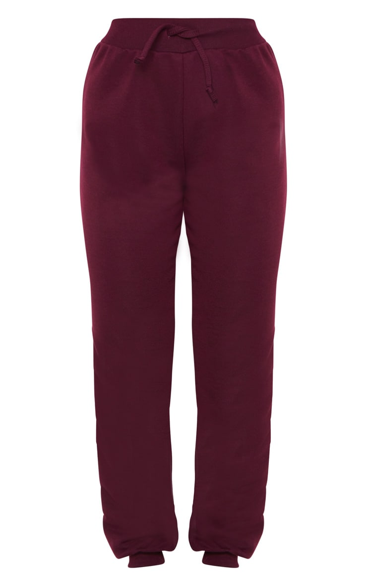 Maroon Ultimate Sweat Track Pants 5
