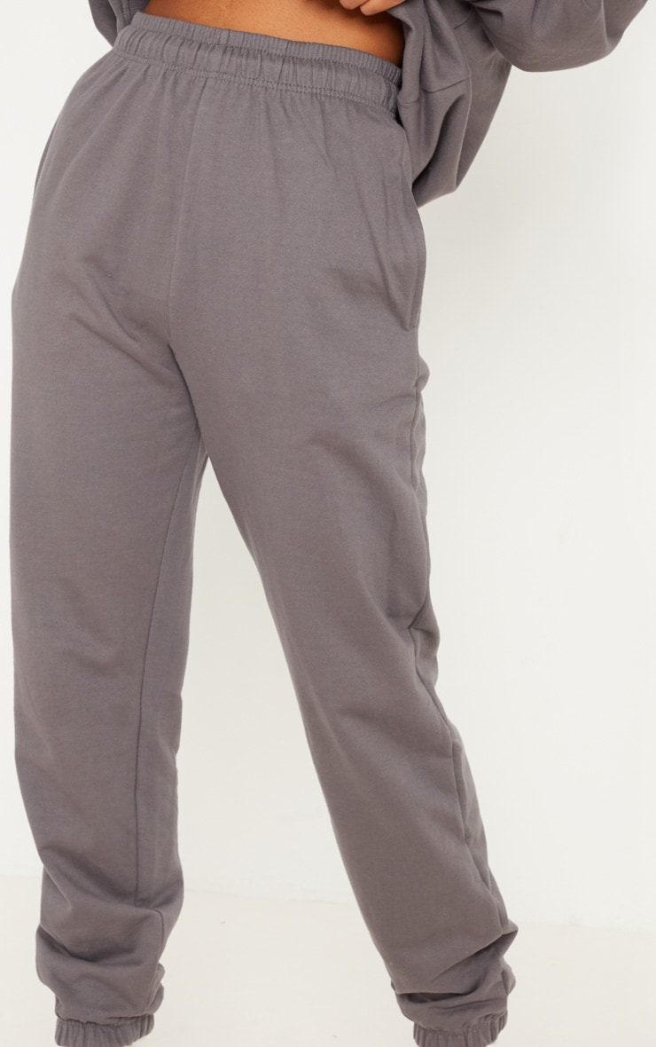 Charcoal Casual Joggers 5