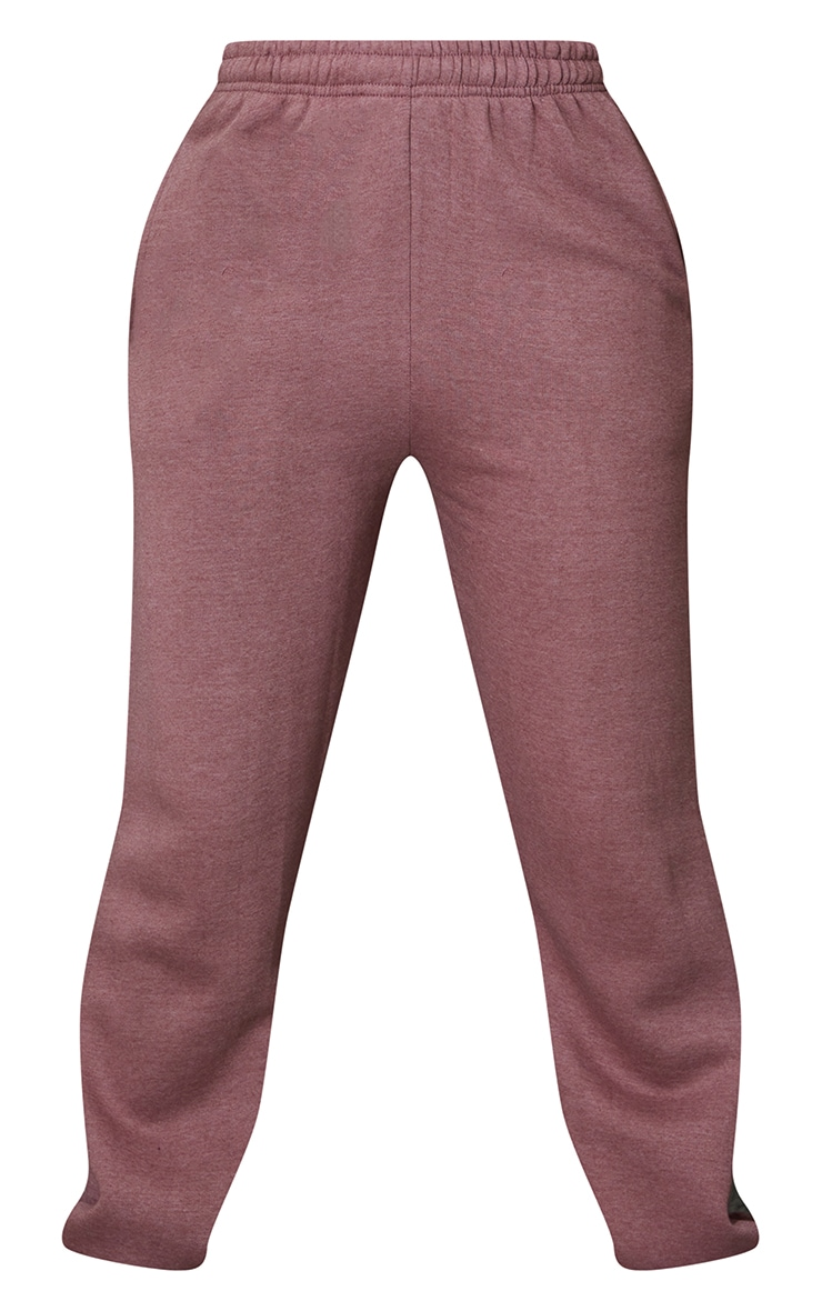 Mauve Casual Sweatpants 5