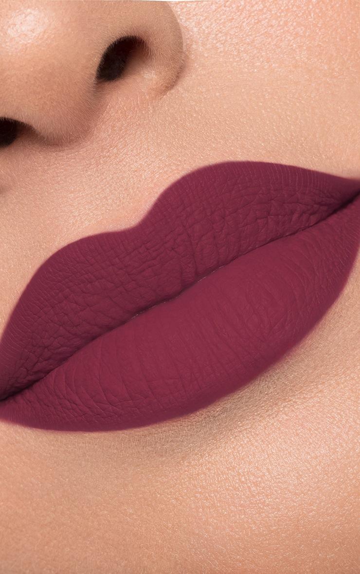 Morphe Matte Liquid Lipstick Mood 3