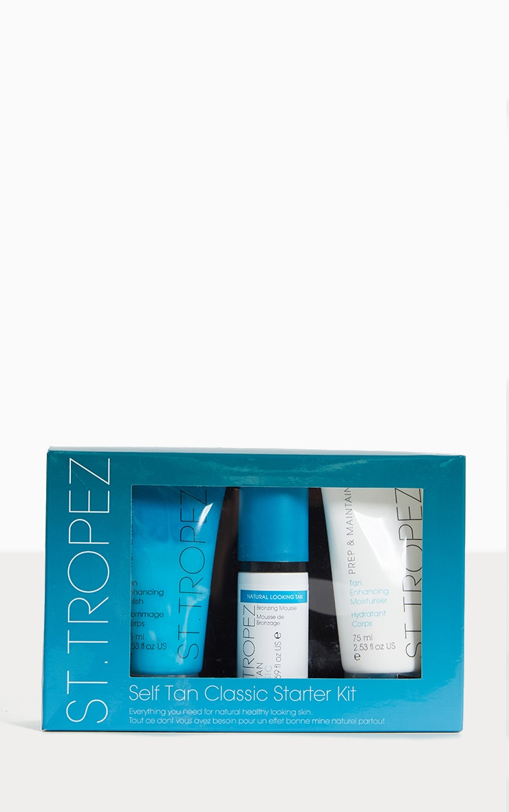 St. Tropez Self Tan Classic Starter Kit 1