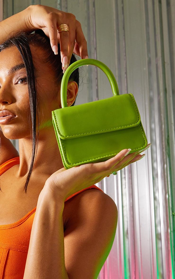 Green Mini Bag 1