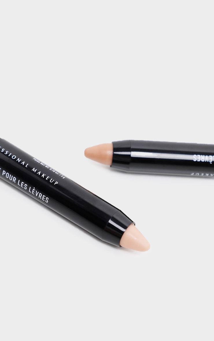NYX Professional Makeup Lip Primer Deep Nude 3