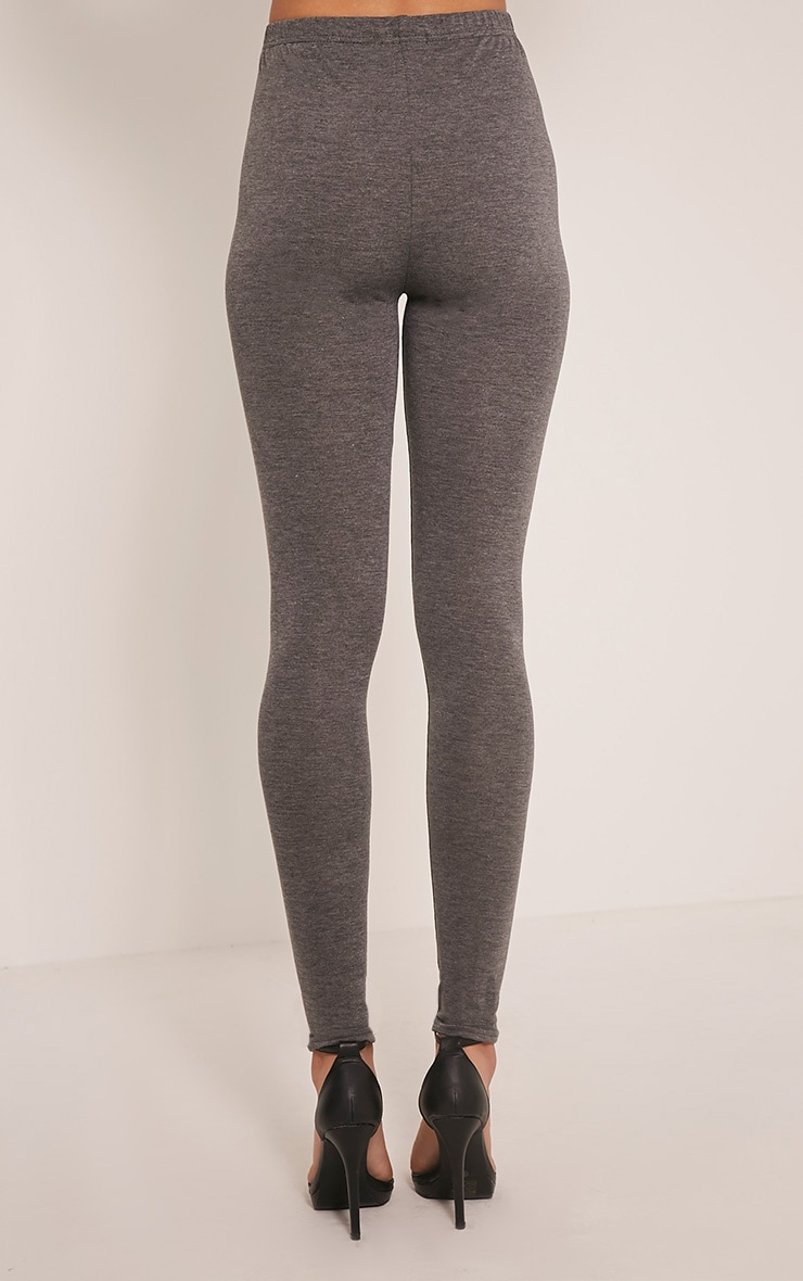 Basic legging anthracite 5