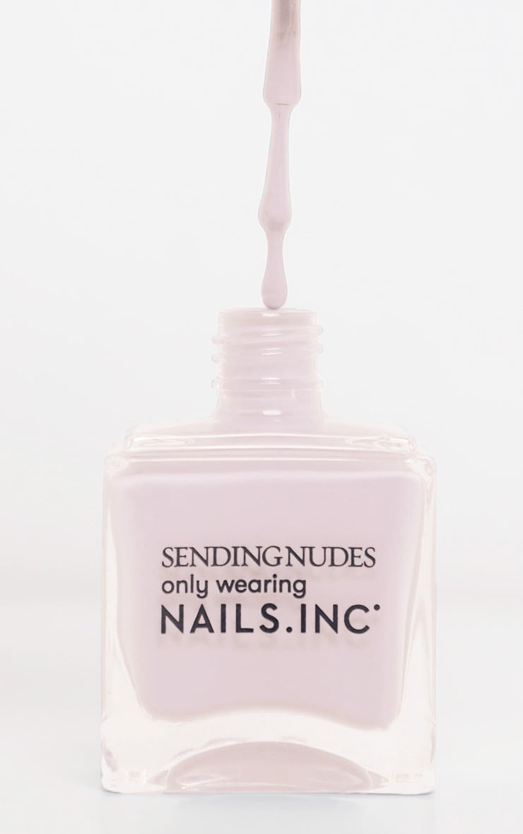 Nails Inc Sending Nudes Nakey Nakey  1