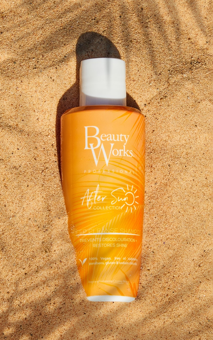 Beauty Works After Sun Deep Cleanse Shampoo 150ml 1