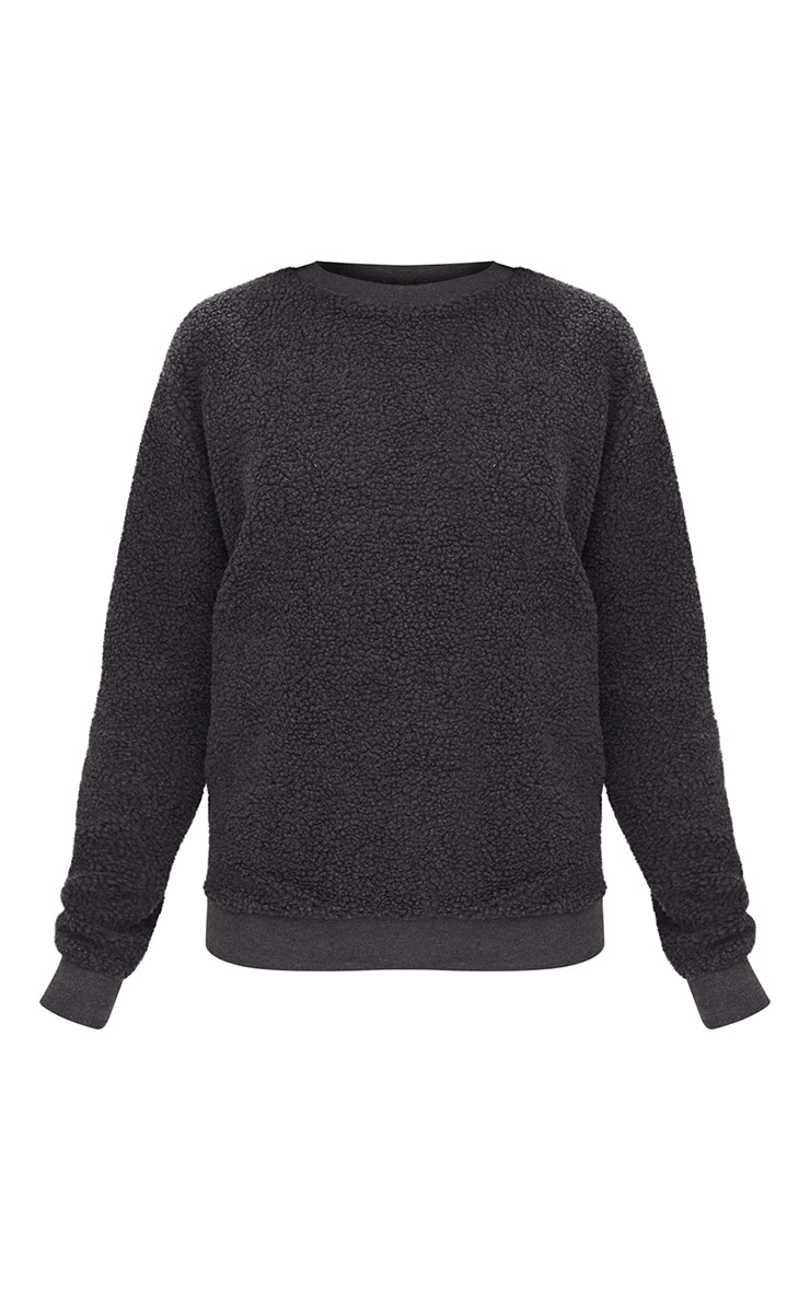 Charcoal Borg Sweater 3