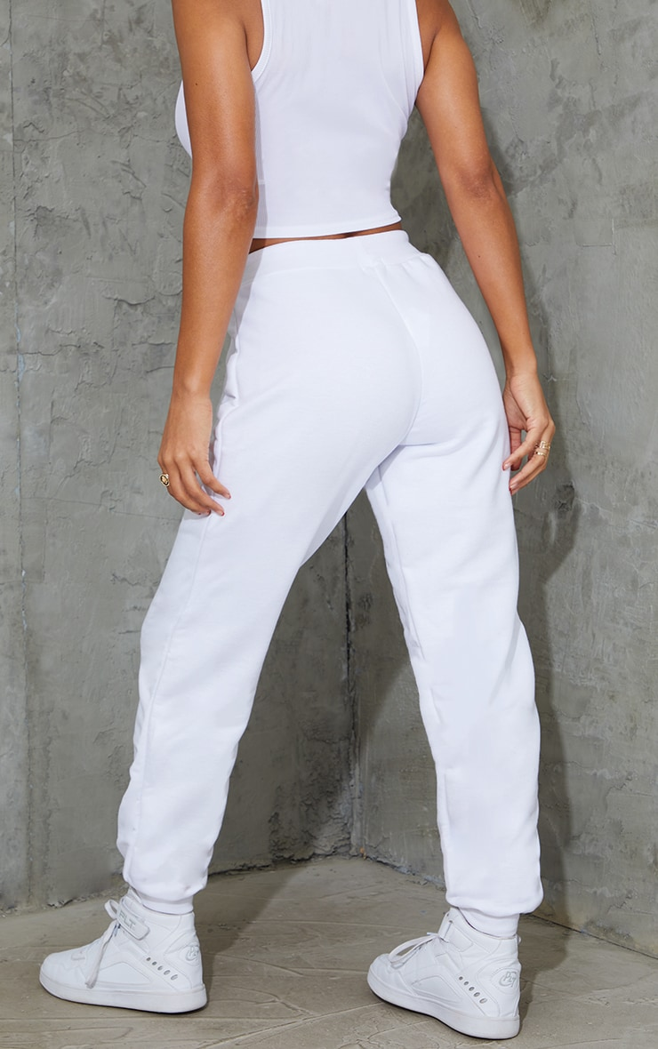 White Ultimate Track Pants 3