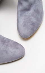 Grey Over The Knee Behati Boot 4