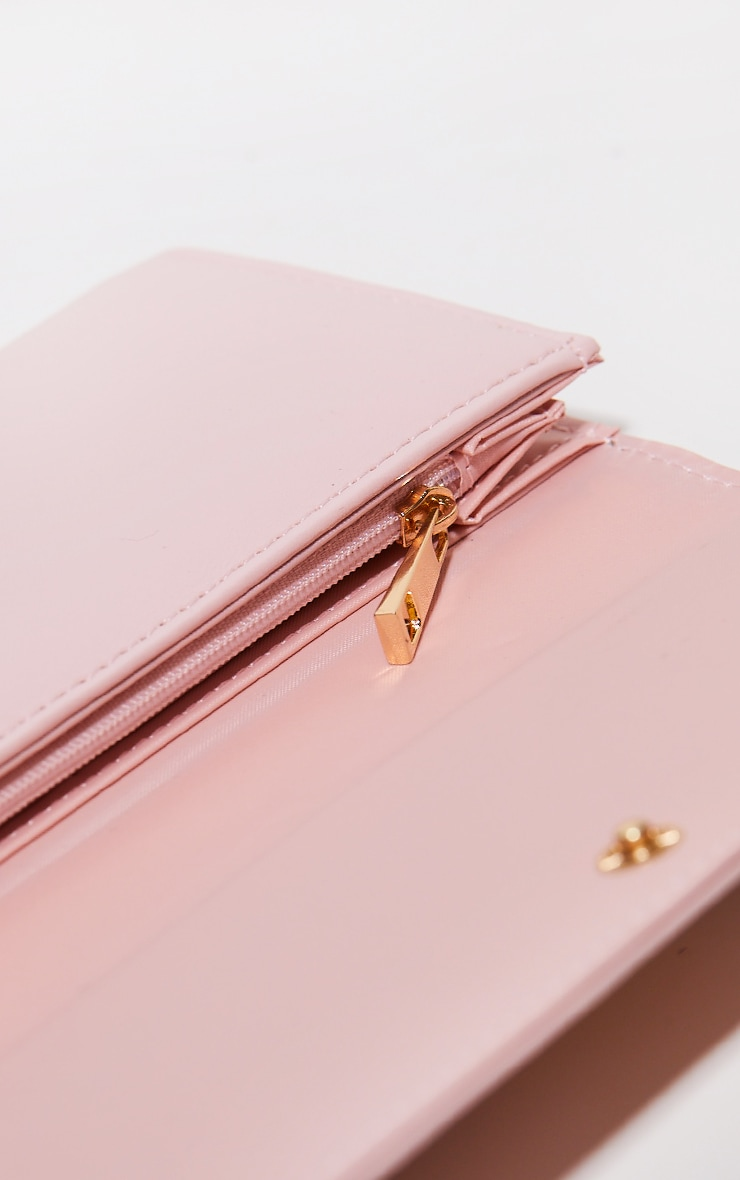 PRETTYLITTLETHING Gold Buckle Purse 4