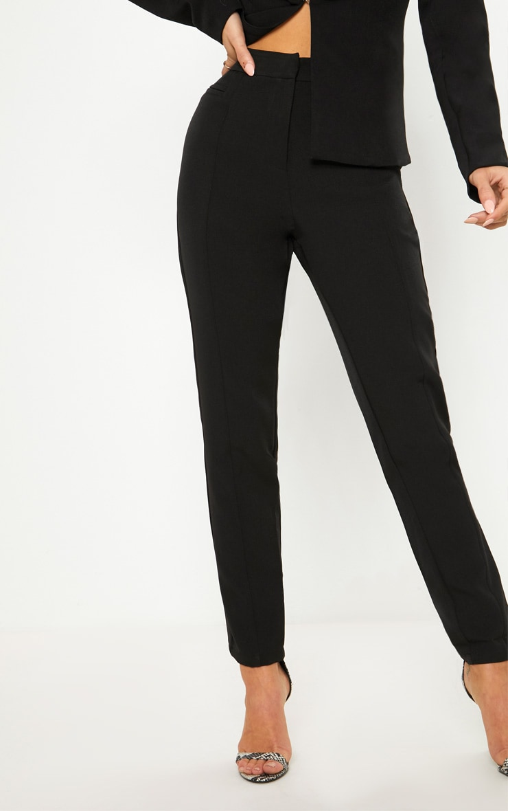 Avani Black Suit Trousers 2