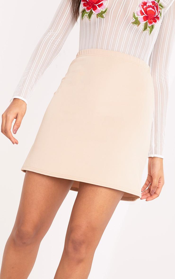 Jessica Stone A-Line Mini Skirt 6