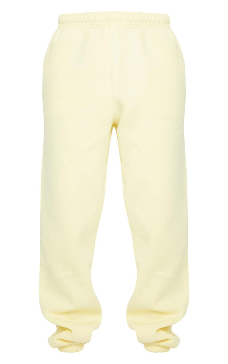 Yellow Joggers 5