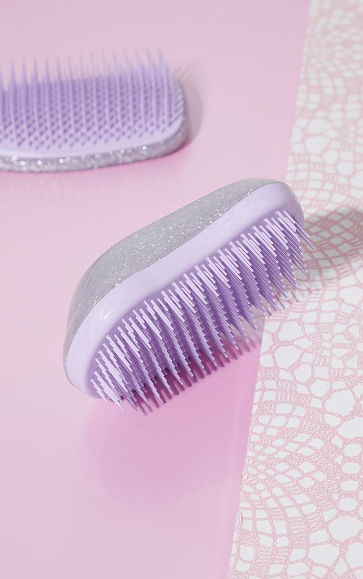 Tangle Teezer The Original Detangling Hairbrush Iris Sparkle 1
