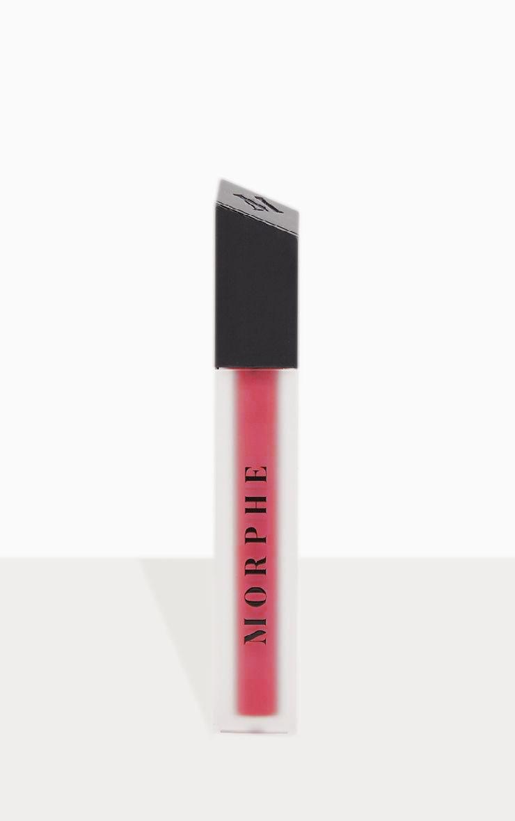 Morphe Matte Liquid Lipstick Phatty 4