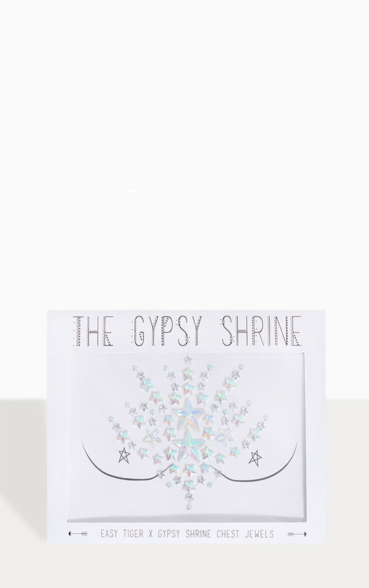 The Gypsy Shrine X Easy Tiger Reach For The Stars Body Jewel 1