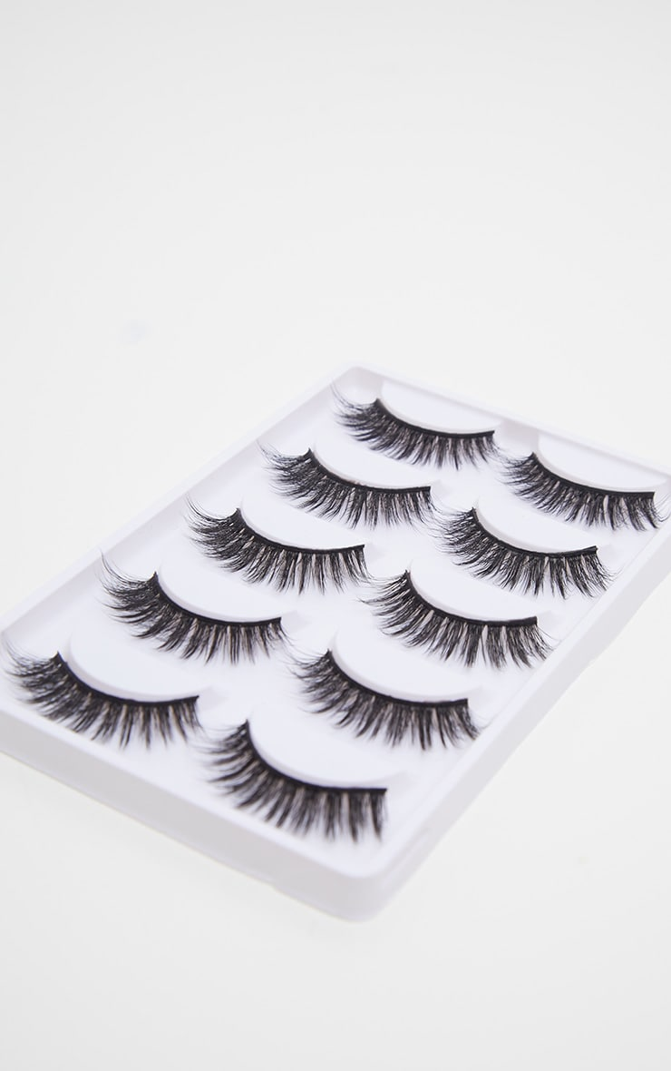 PrimaLash PRETTYLITTLETHING Exclusive 5 Pack Lashes 4
