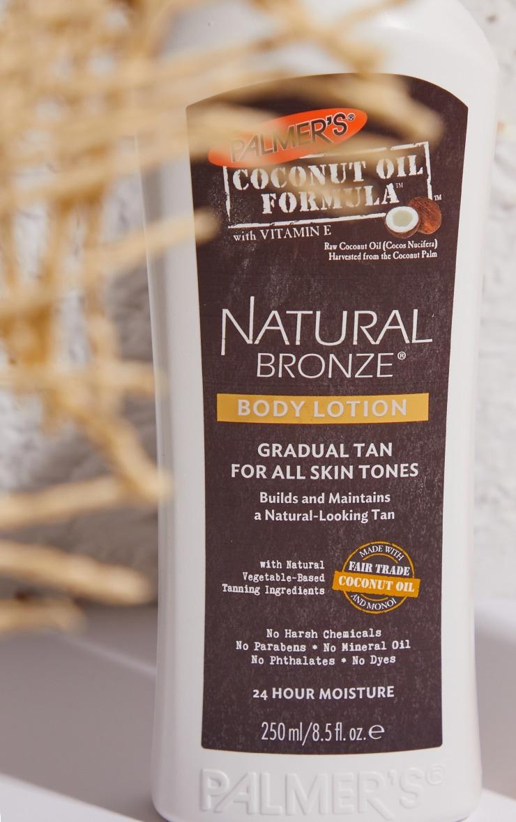 Palmer's Coconut Oil Formula Natural Bronze 250ml 4
