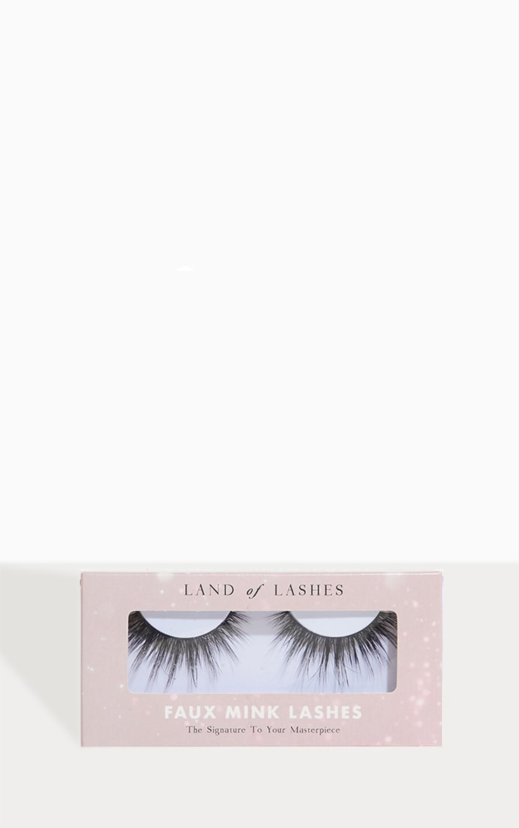 Land of Lashes Faux Mink Aurora 1