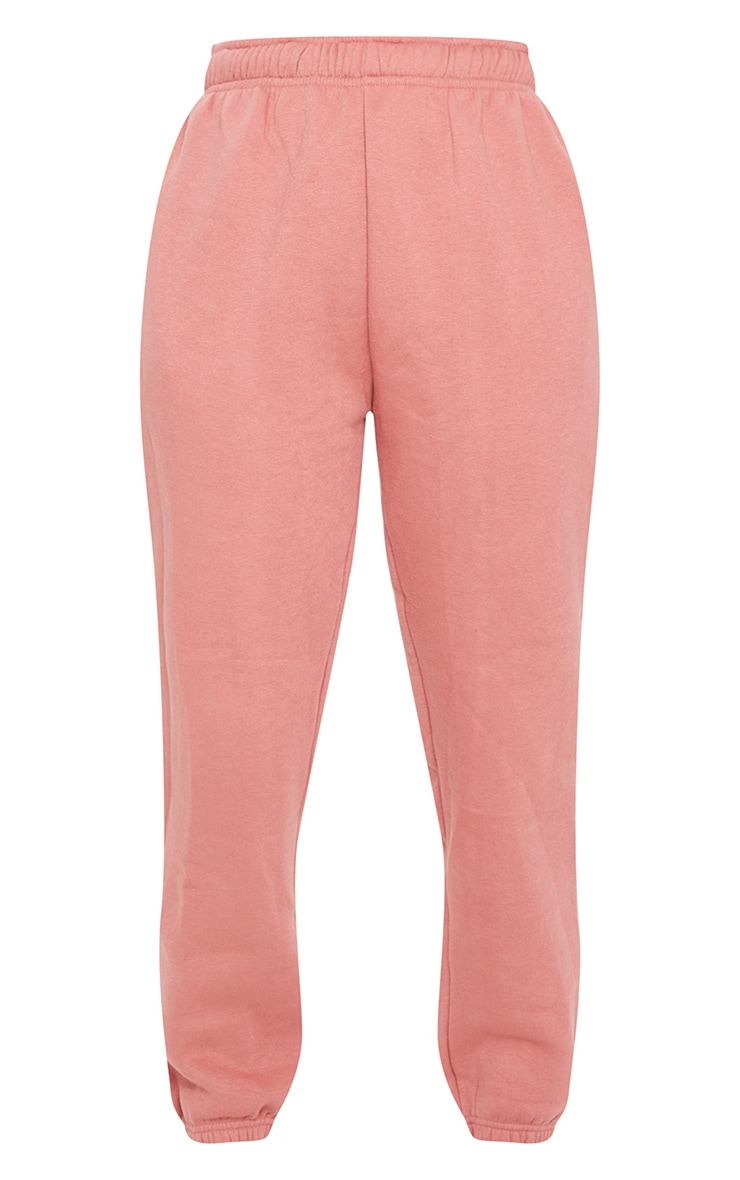 Dusty Pink Sweat Pant Joggers 5