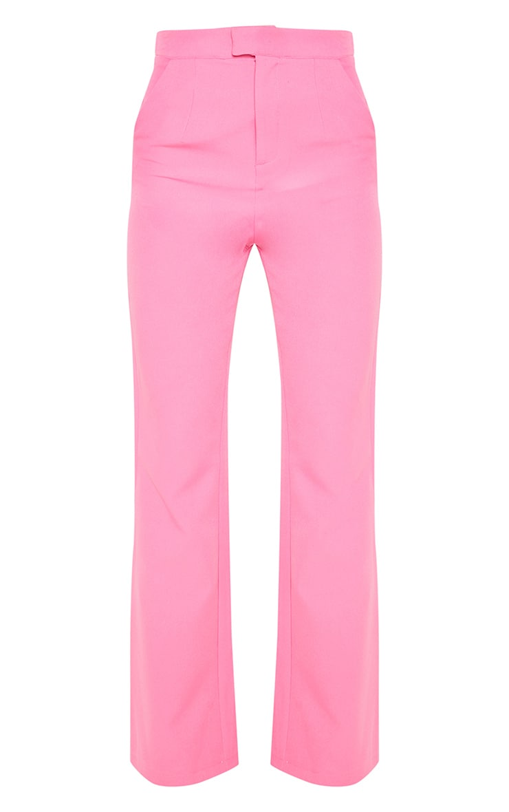 Pink Wide Leg Trousers 3
