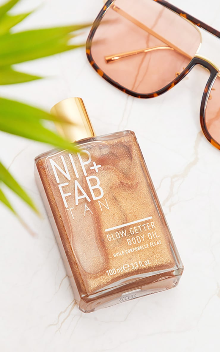 NIP+FAB - Huile pour le corps Glow Getter 100ml 2