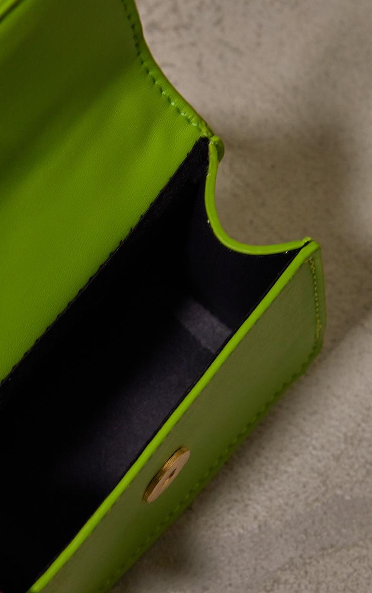 Green Mini Bag 4