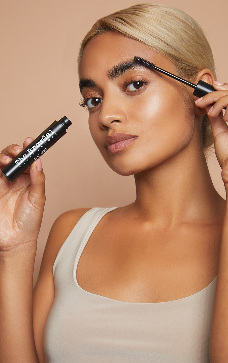 The BrowGal Clear Eyebrow Gel 5
