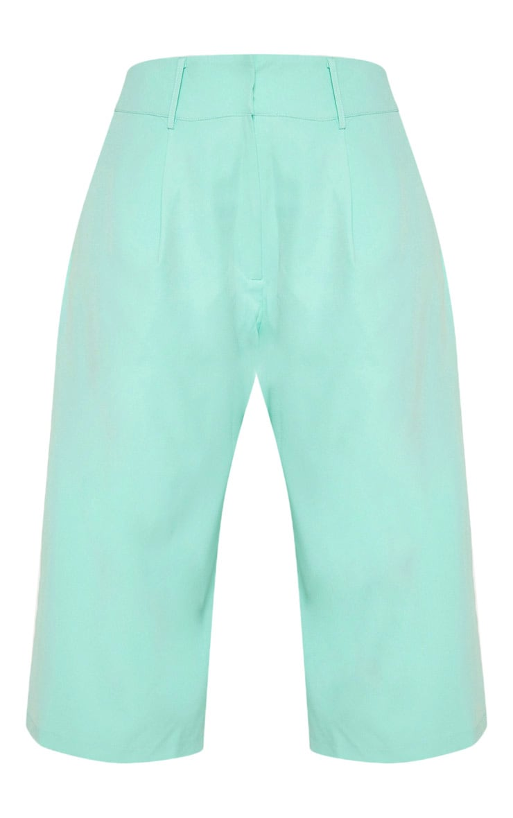 Plus Mint High Waist Culottes 3