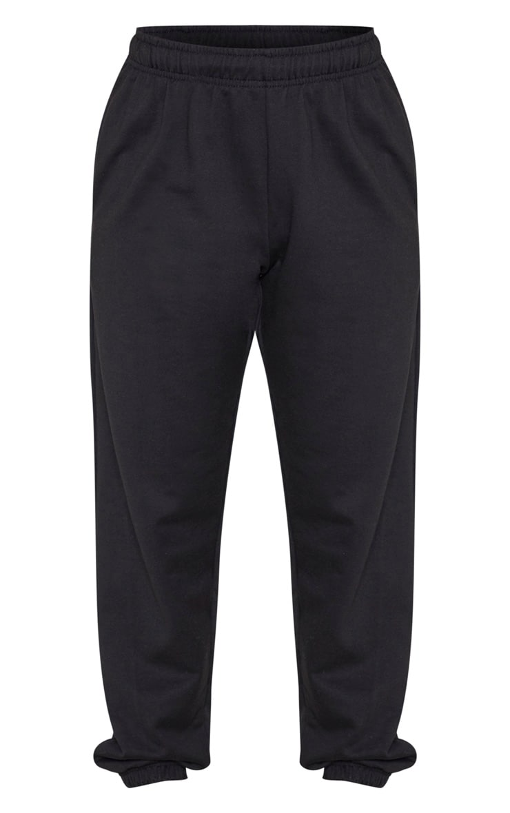 Petite Black Casual Trouser  3