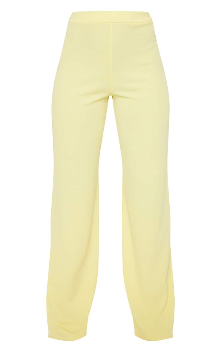 Lemon Wide Leg Pants 3