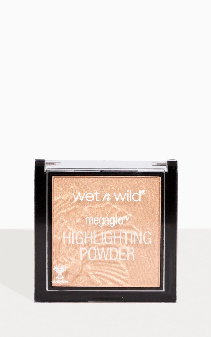 wet n wild MegaGlo Highlighting Powder Precious Petals 4