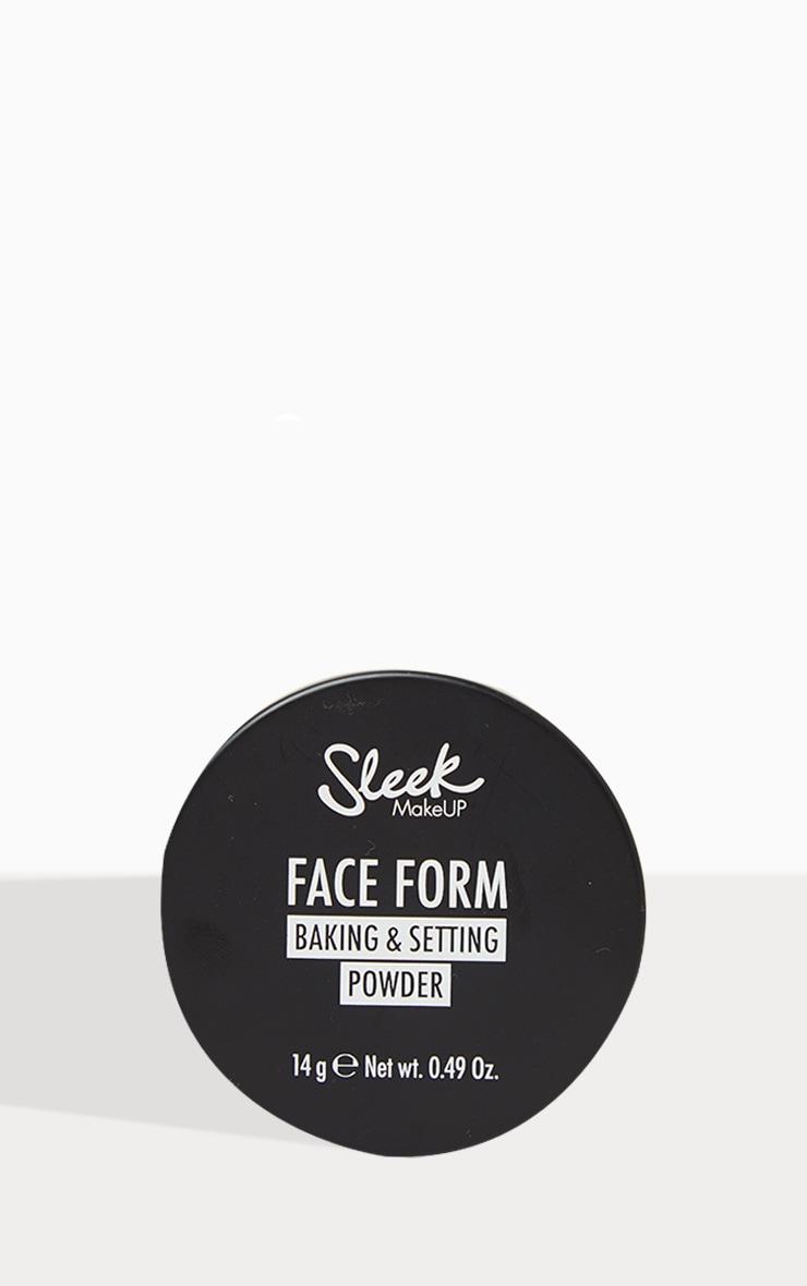 Sleek MakeUP Face Form Baking & Setting Powder Dark 2