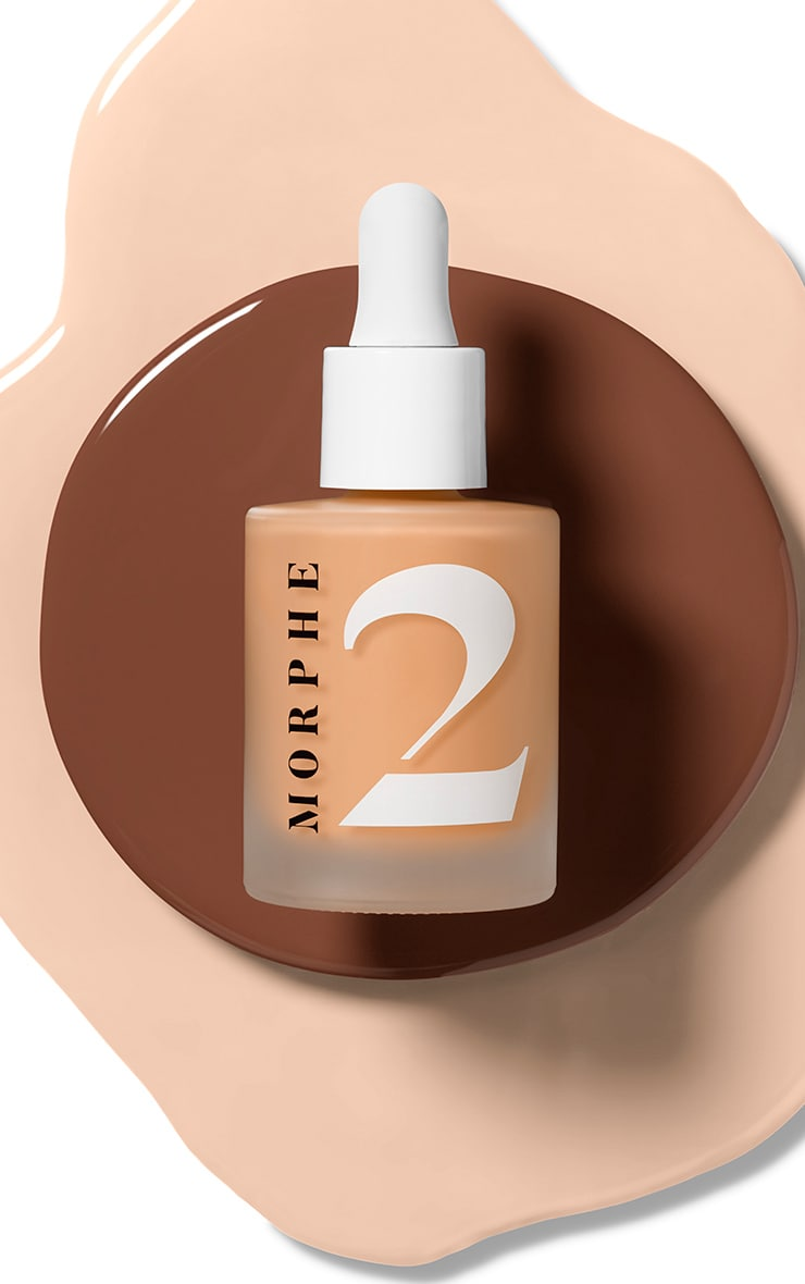 Morphe 2 Hint Hint Skin Tint Hint Of Almond 6