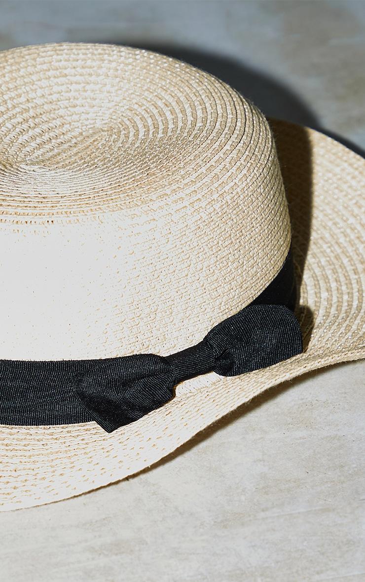Straw Summer Hat 3