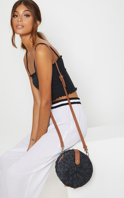 Rose Gold Chain Cross Body Bag Pretty Little Thing XBKfbkKv