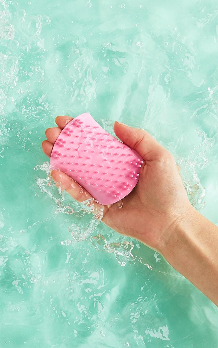 Tangle Teezer The Scalp Exfoliator & Massager Pretty Pink 1