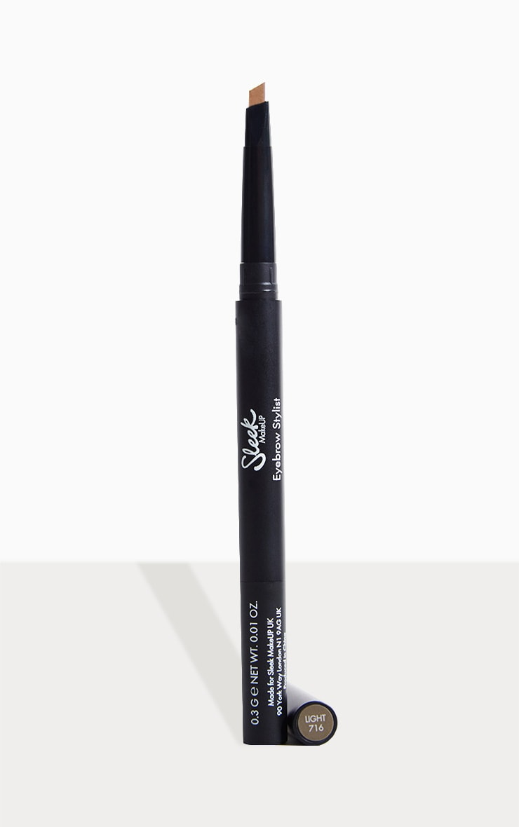 Sleek MakeUP Light Brow Stylist Pencil 2