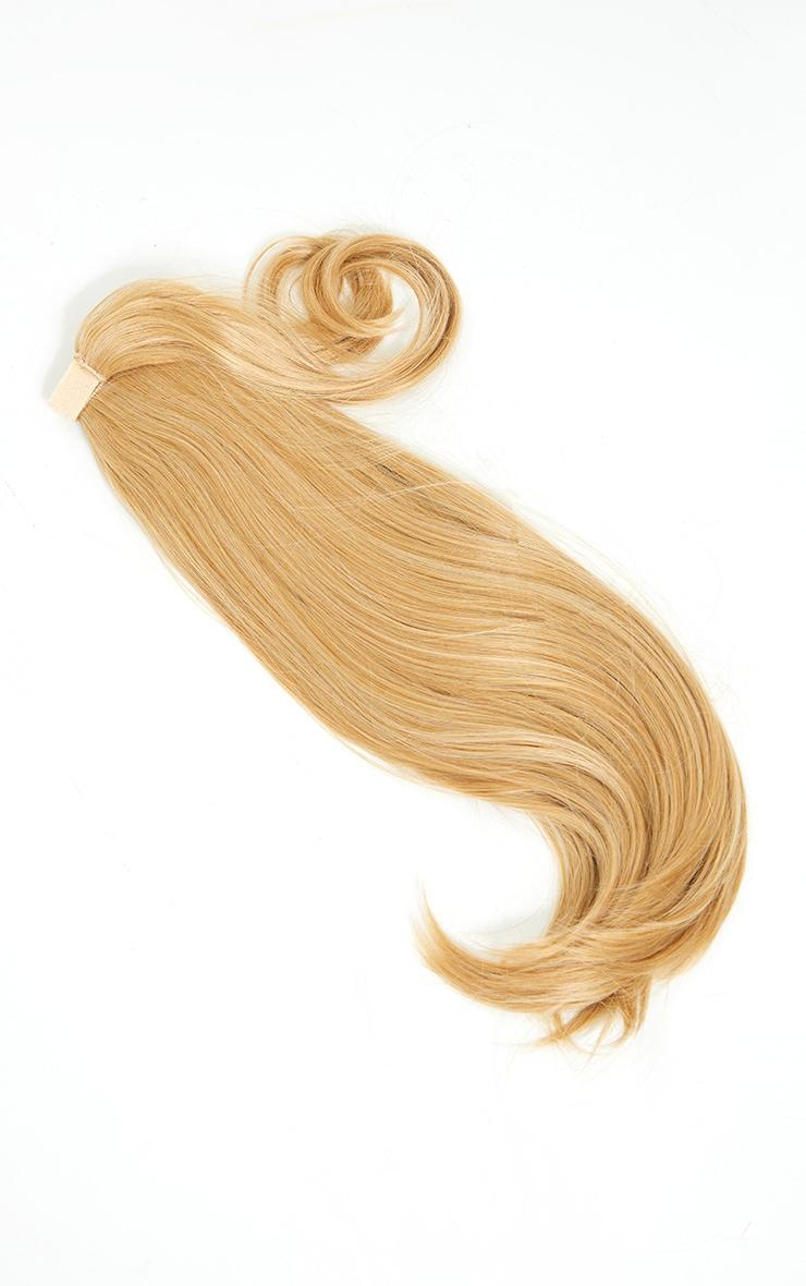 LullaBellz Mini Grande 18 90s Bounce Wraparound Pony Golden Blonde 5