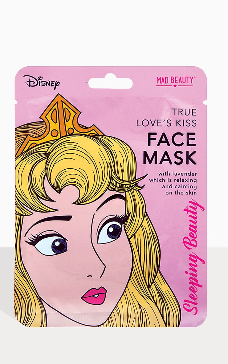 Disney Princesses Sleeping Beauty True Love's Kiss Face Mask 1