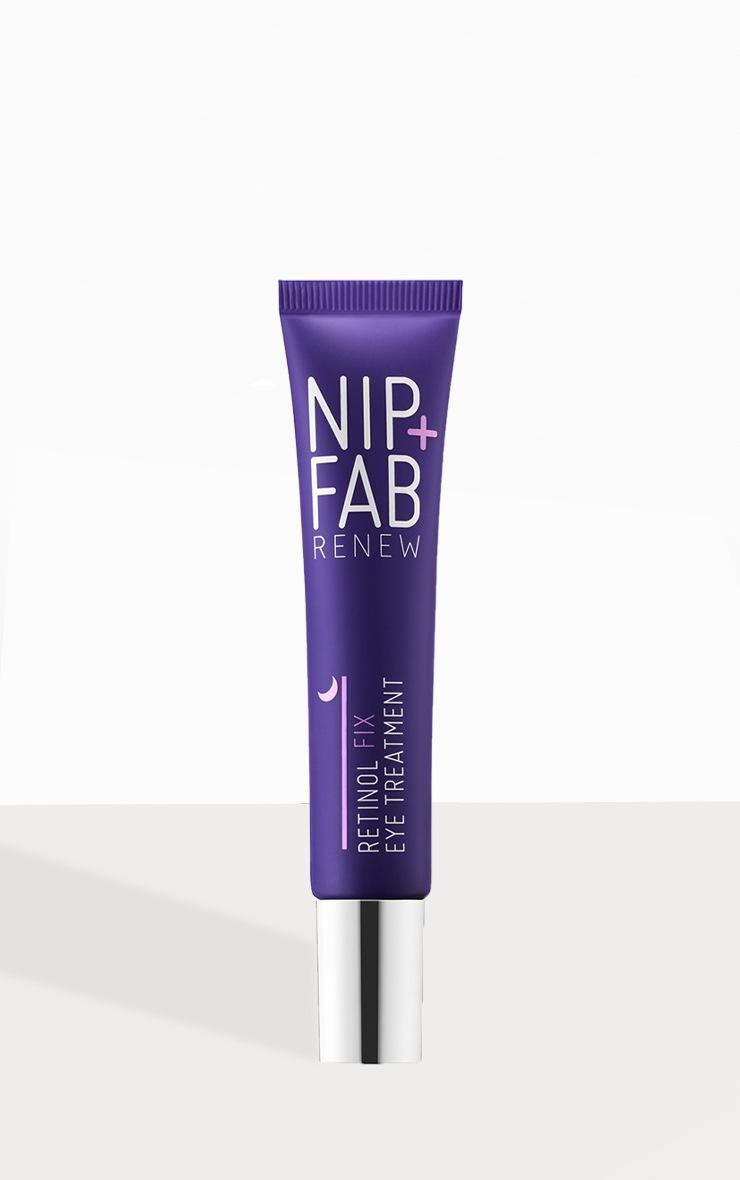 NIP+FAB Retinol Fix Eye Treatment 2