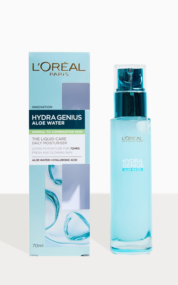 L'Oreal Paris Hydra Genius Liquid Care Moisturiser Combination Skin 70ml image 1