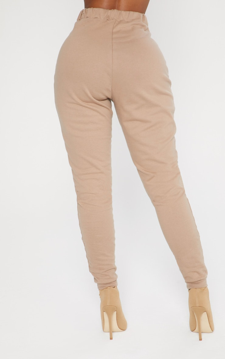Shape Stone Elastic Bottom Joggers 3