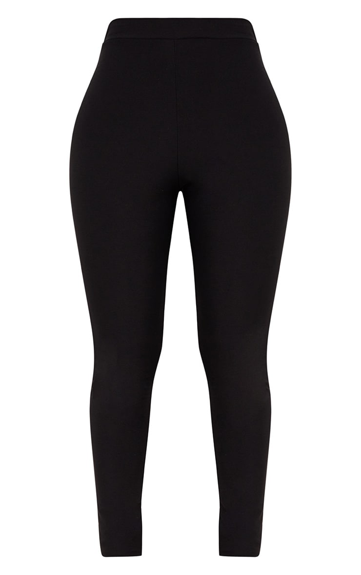 Shape Black Slinky Leggings 3