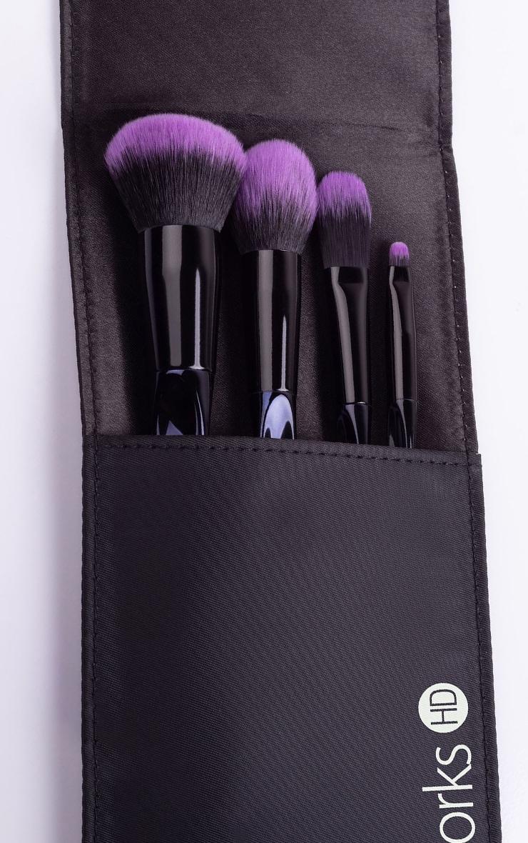 Brushworks HD Complete Face Set 3