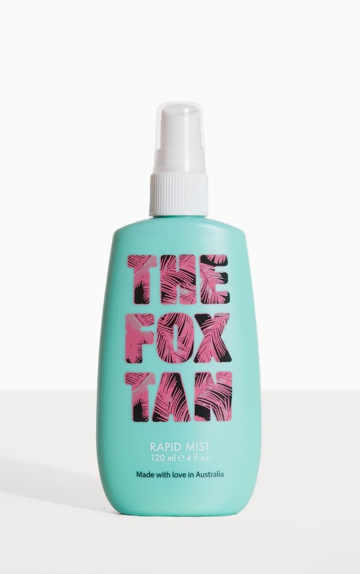 The Fox Tan Rapid Tanning Mist 120ml image 1